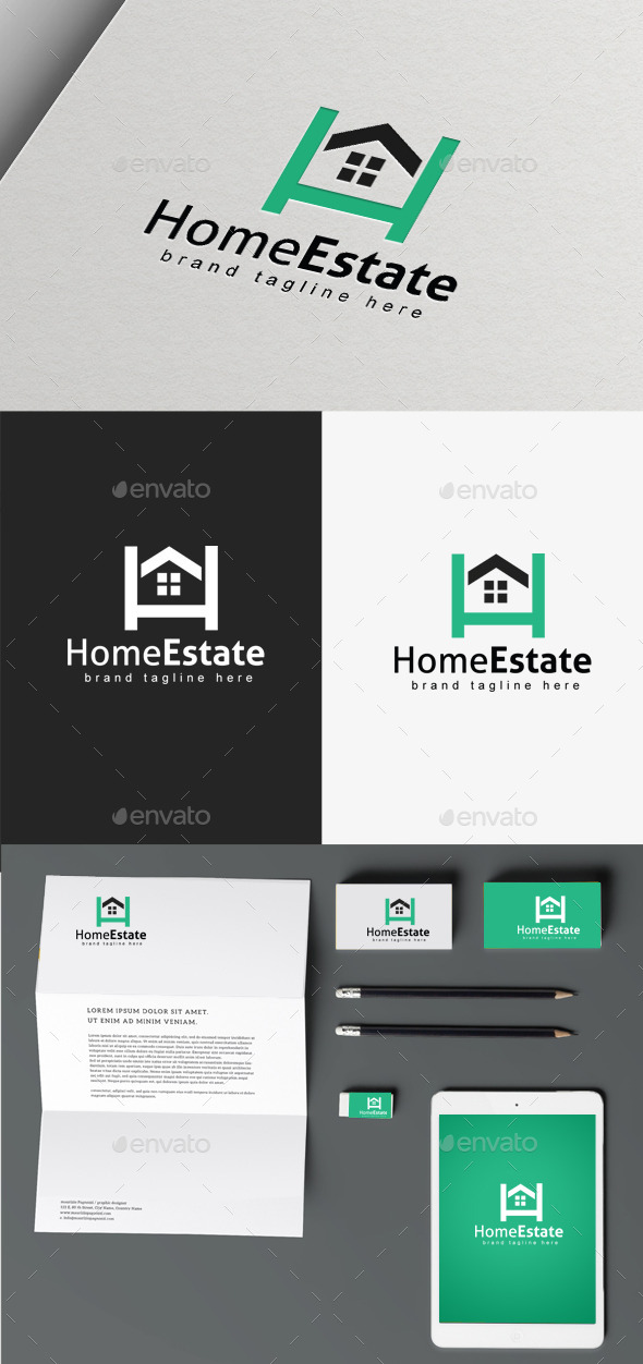 Home Estate logo