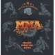Mixed Martial Arts Design Labels - GraphicRiver Item for Sale