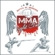 MMA Labels Mixed Martial Arts Design - GraphicRiver Item for Sale