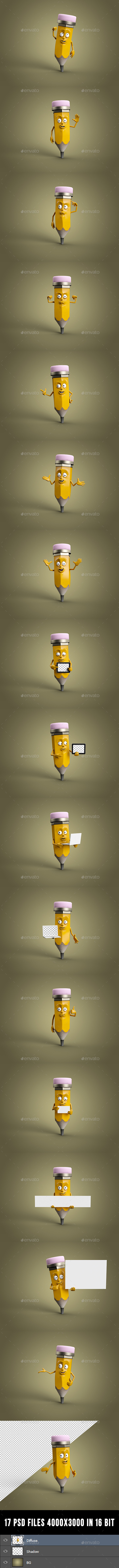 GraphicRiver Drawy 9866338