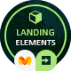 Landing Elements Vol 2 for Pagewiz - ThemeForest Item for Sale
