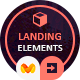 Landing Elements Vol 3 for Pagewiz - ThemeForest Item for Sale