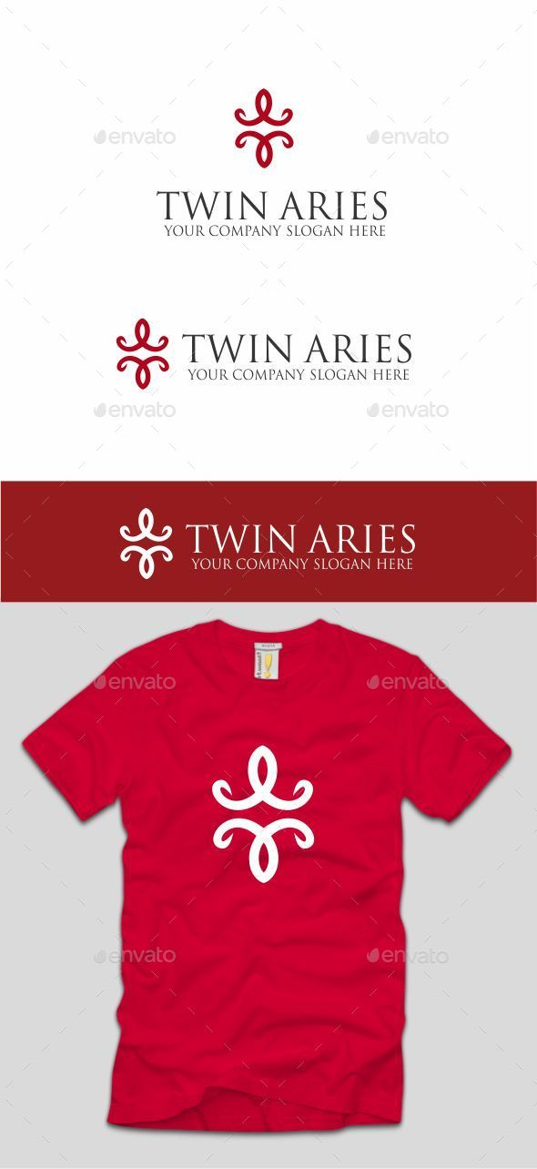 GraphicRiver Twin Aries 9867774