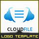 Cloud File - Logo Template - GraphicRiver Item for Sale