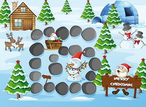 GraphicRiver Board Game 9868718