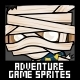 Adventure Game Sprites - GraphicRiver Item for Sale