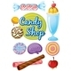 Candy Shop  - GraphicRiver Item for Sale