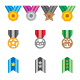 Medal Icon - GraphicRiver Item for Sale