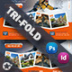 Winter Tour Tri-Fold Templates - GraphicRiver Item for Sale