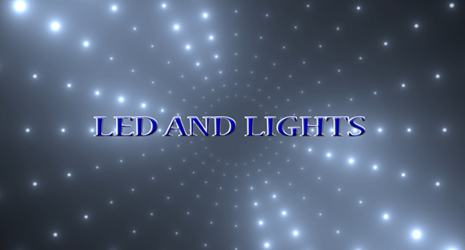 Led and Lights