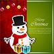 Christmas Celebration Card - GraphicRiver Item for Sale