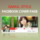 Facebook Cover Flat Style - GraphicRiver Item for Sale