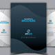Present_Bi-fold corporate business brochure - GraphicRiver Item for Sale