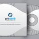 Present_CD sleeve & sticker - GraphicRiver Item for Sale