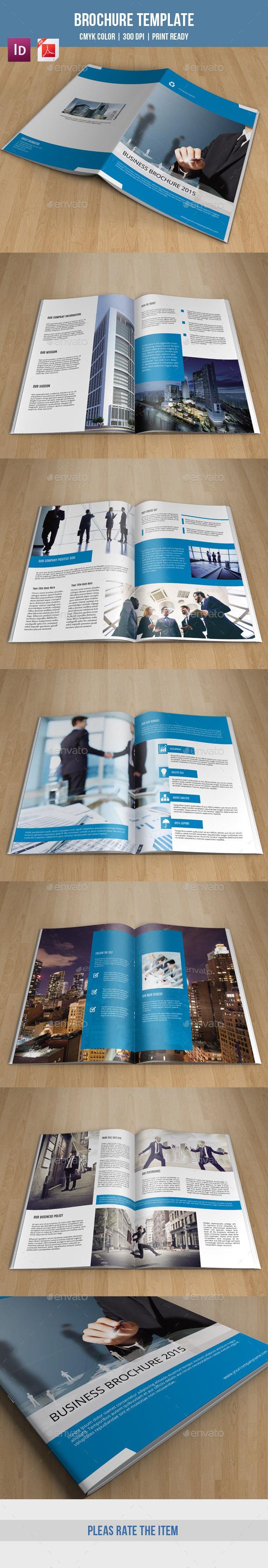 GraphicRiver Corporate Bifold Brochure-V179 9868976