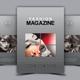Fashion Magazine - GraphicRiver Item for Sale
