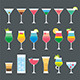Cocktail Set - GraphicRiver Item for Sale