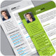 3 Page Resume Templates - GraphicRiver Item for Sale