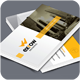 Exrow_Creative Business Card - GraphicRiver Item for Sale