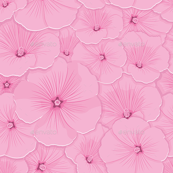 GraphicRiver Floral Pattern 9869445