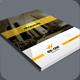 Exrow_Business Bi-Fold Brochure - GraphicRiver Item for Sale