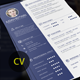 Simple Resume Template  - GraphicRiver Item for Sale