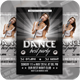 Dance Best Party - GraphicRiver Item for Sale