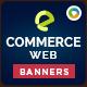 E-Commerce Banner Design Set - GraphicRiver Item for Sale