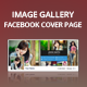 Image Gallery Facebook Cover Templates - GraphicRiver Item for Sale