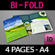 Green Energy Company Brochure Bi-Fold Template - GraphicRiver Item for Sale