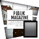 Tablet Public Magazine - GraphicRiver Item for Sale