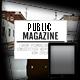 Tablet Public Magazine - GraphicRiver Item for Sale