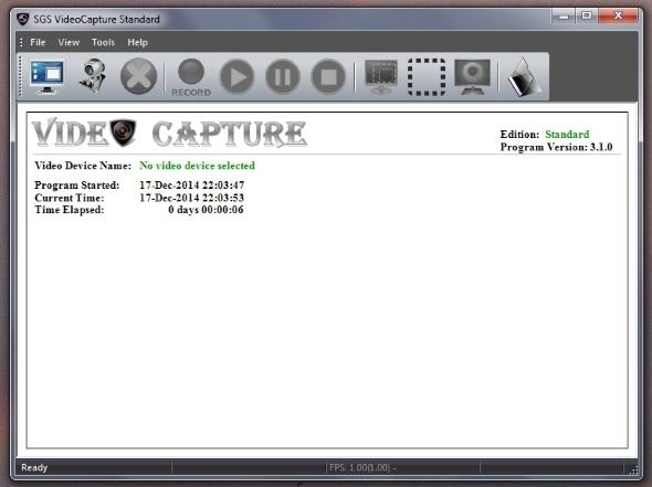 SGS VideoCapture v3.1.0 - CodeCanyon Item for Sale