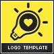 Love Ideas Logo Template - GraphicRiver Item for Sale