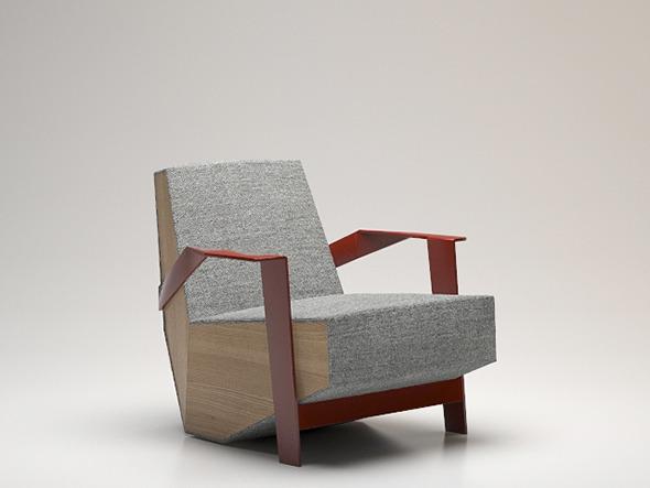 Moroso Silve lake armchair