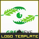 Leaf Eye - Logo Template - GraphicRiver Item for Sale