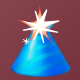 Animated Blue Firecracker - ActiveDen Item for Sale