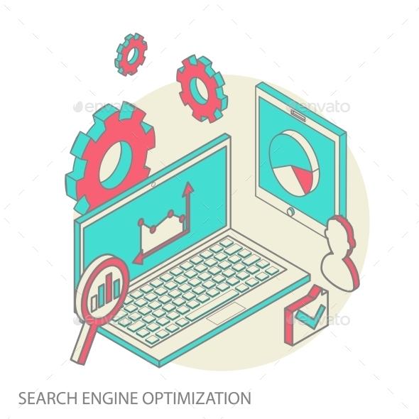 GraphicRiver Search Engine Optimization 9870622