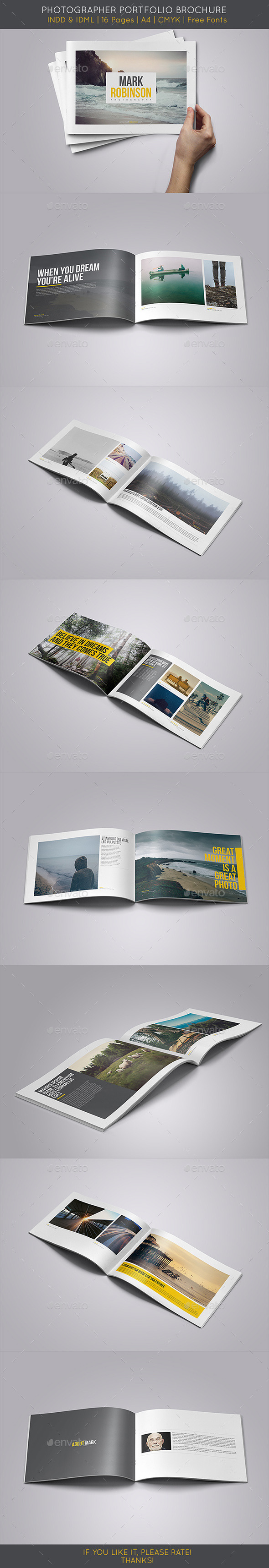 GraphicRiver Portfolio Brochure Vol.1 9871120