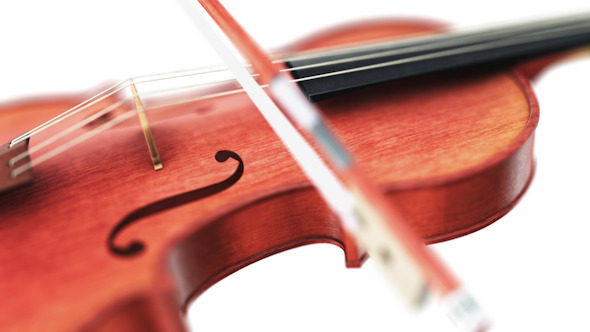 VideoHive Violin 9871882