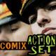 Comix Action Set - GraphicRiver Item for Sale