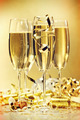 Glasses of champagne - PhotoDune Item for Sale