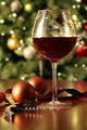 Glass of red wine on table - PhotoDune Item for Sale