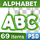 Alphabet Set - GraphicRiver Item for Sale