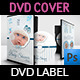 Baby Shower Wedding DVD Template - GraphicRiver Item for Sale