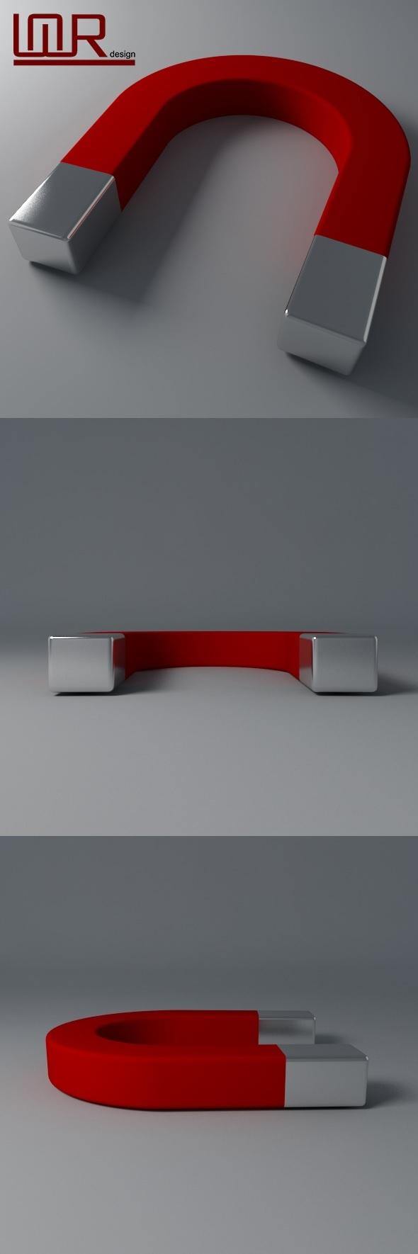 3DOcean Magnet 9872912