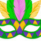 Mardi Gras Mask - GraphicRiver Item for Sale