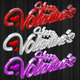 Happy Valentine´s - 3D Render Text - GraphicRiver Item for Sale
