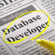 Database Developer Vacancy in Newspaper. - PhotoDune Item for Sale