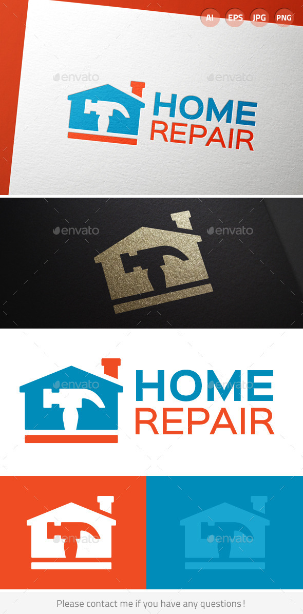 GraphicRiver Home Repair and Remodeling 9874802